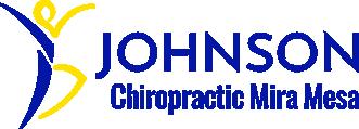 Johnson Chiropractic Mira Mesa logo - Home