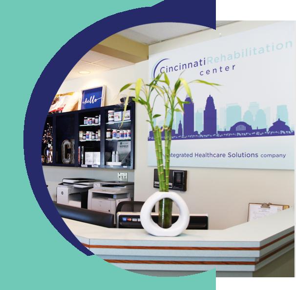 Cincinnati Rehabilitation Center Front Desk
