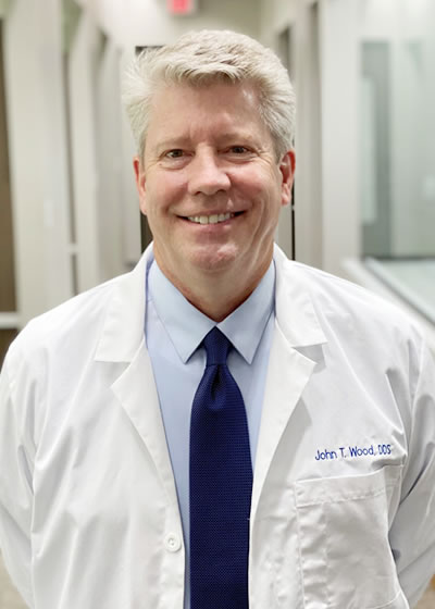 Allen Dentist Dr. John Wood