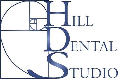 Hill Dental Studio logo - Home