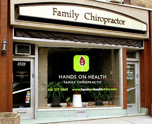 Hands On Health Chiropractic in Etobicoke