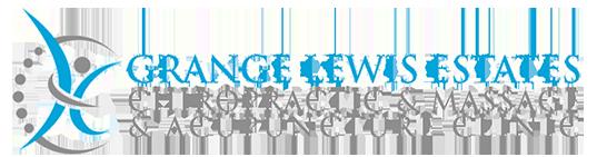 Grange Lewis Estates Chiropractic, Massage & Acupuncture Clinic logo - Home
