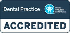 QIP Accredited banner