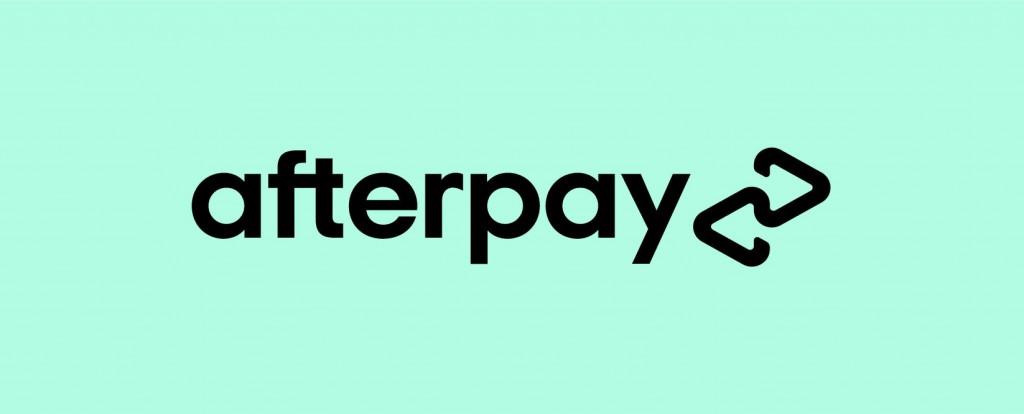 afterpay logo mint