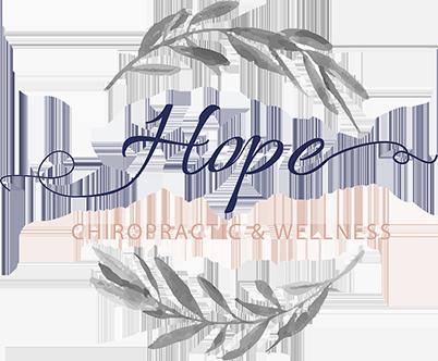 Hope Chiropractic & Wellness logo - Home