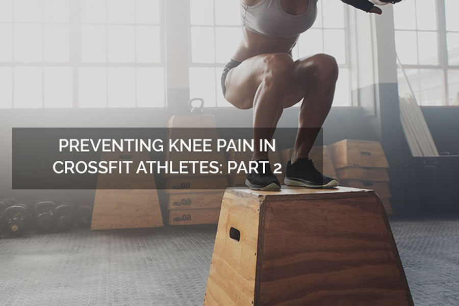 Part 2: Preventing Knee Pain