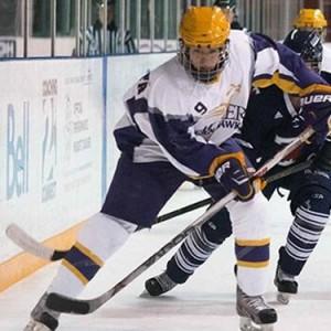 Dr Stephen inline hockey champion