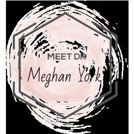 Meet Dr Meghan York