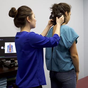 MyoVision Exam - Upper Cervical
