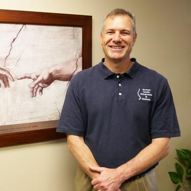 Chiropractor Carrollton, Dr. Norman