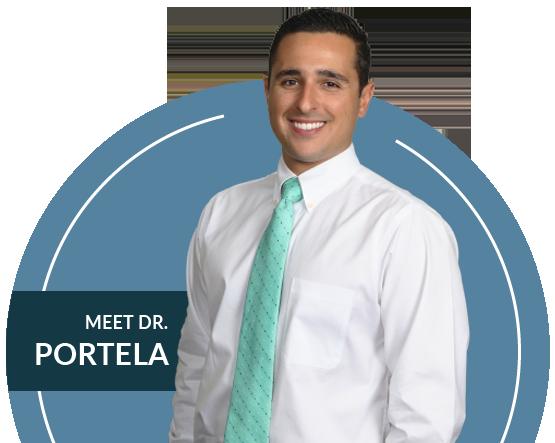 Meet  Dr. Portela