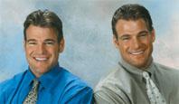 Drs. Patrick and Paul Baker
