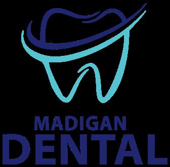 Madigan Dental logo - Home
