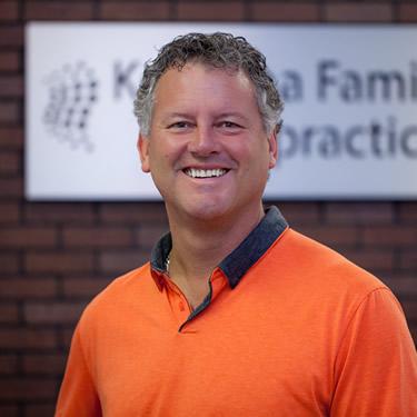 Chiropractor Kelowna, Dr. Jeff Pereverzoff