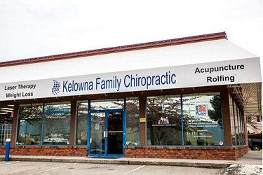 Kelowna Family Chiropractic Exterior