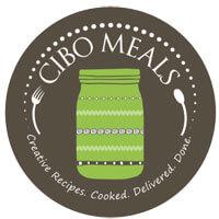 Cibo meals logo