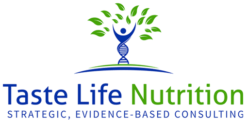Taste Life Nutrition logo - Home