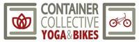 Yoga and bikes logo