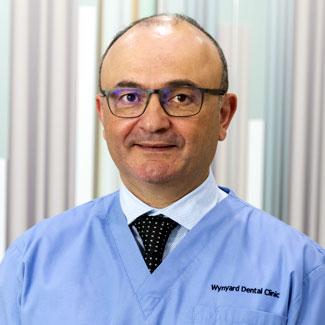 Dr Peter Ikonomou, Dentist