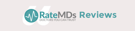 Rate MDs review banner