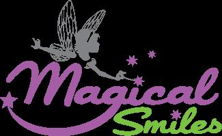 Magical Smiles logo - Home