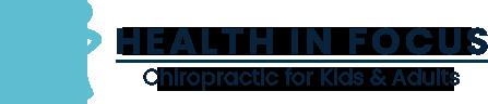 Health In Focus logo - Home
