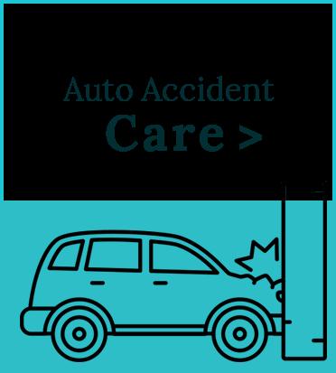 auto accident banner