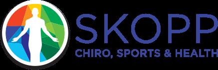 Skopp Chiro, Sports & Health logo - Home