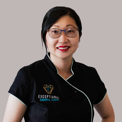 Dr Lucy Yong, Dentist