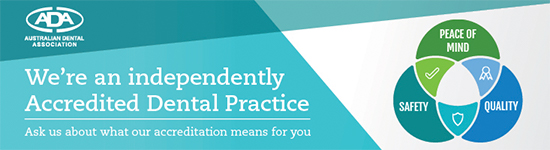 ADA accreditation