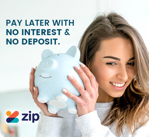 Pay Later with no interest and no deposit