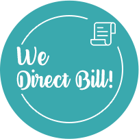 We Direct Bill for patients