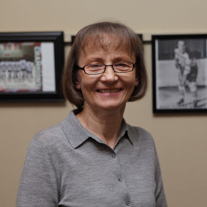 Massage therapist Ottawa, Larysa Bondelevich