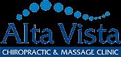 Alta Vista Chiropractic & Massage Clinic logo - Home