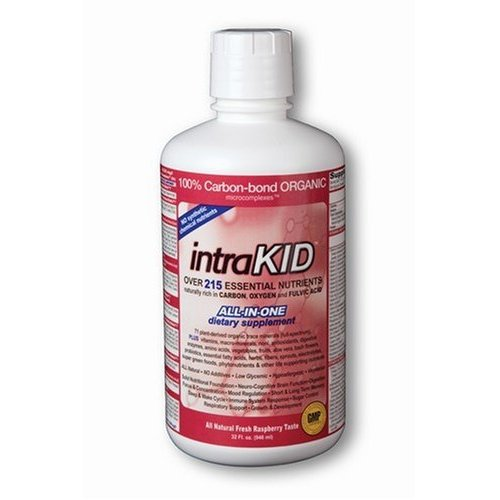 IntraKID is the most comprehensive nutritional supplement available for children.
