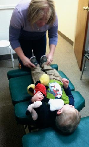 baby adjustment