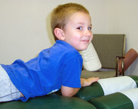 Children of all ages can benefit from chiropractic care.