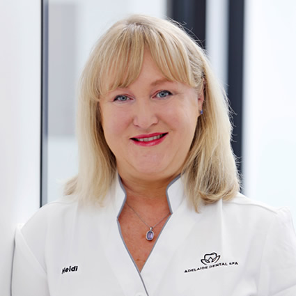 Heidi Rademacher, Cosmetic Injectable Nurse