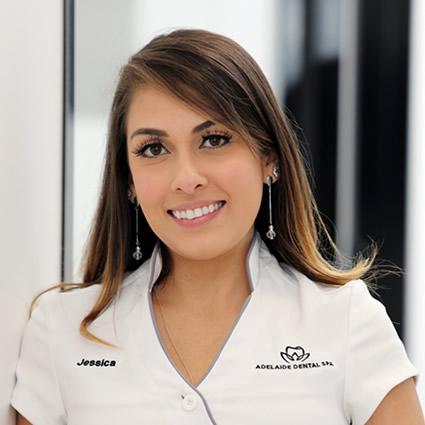 Jessica Carla da Silva, Front Desk Coordinator