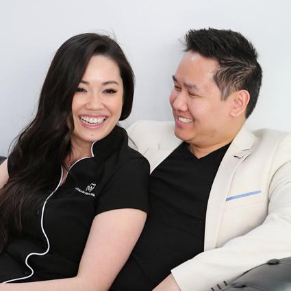 Paige and Chris Phung