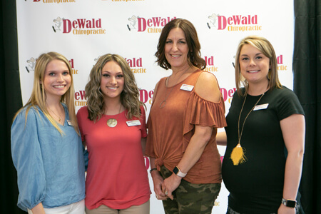 The team at DeWald Chiropractic