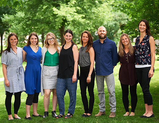 Oaktree Chiropractic & Acupuncture team
