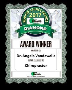 award 2017 angela vandewalle