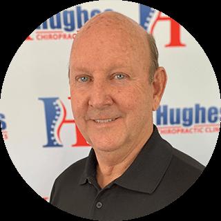 Dr Douglas Hughes headshot