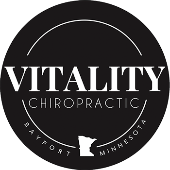 Vitality Chiropractic logo - Home