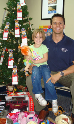 Our 2013 Toy Drive was a HUGE success!