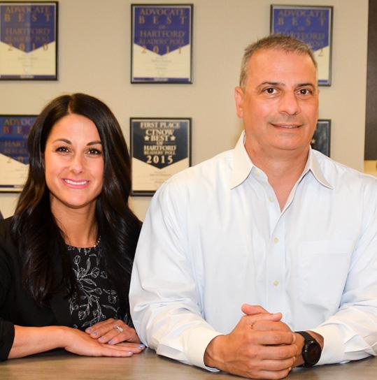 Chiropractors Drs. John and Jessica