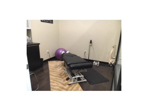 adjusting room