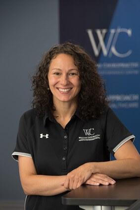 Monette Sauliner-Burns, Williams Chiropractic Health & Performance Centre massage therapist