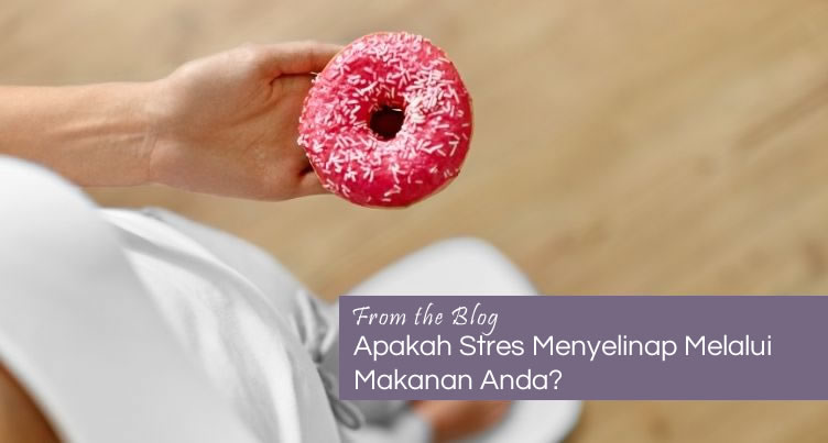 Is stress sneaking in your food?
